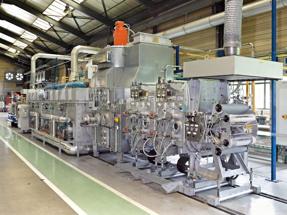 HICON/H2 Jet-Kühltechnologie