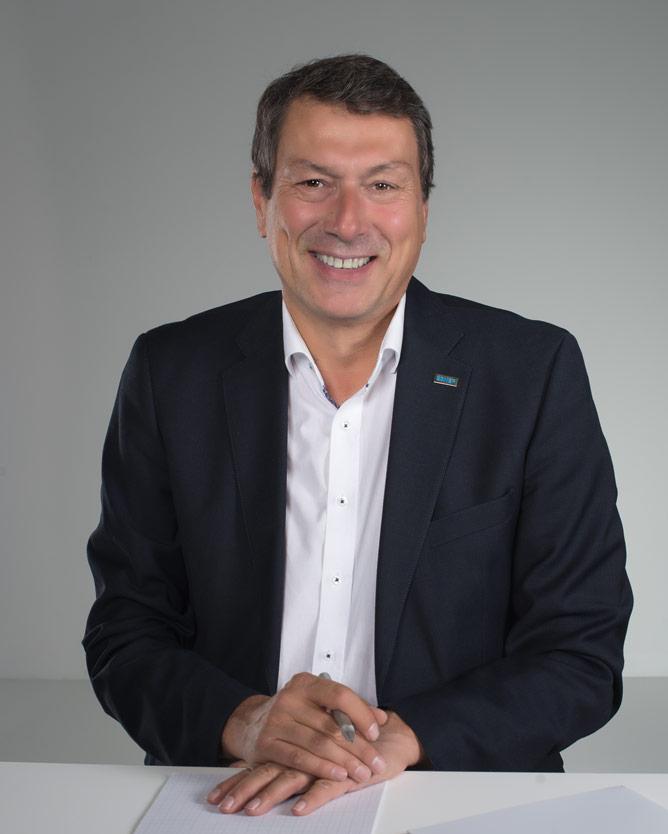 Robert Ebner, CEO