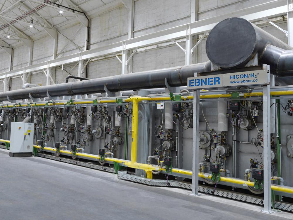 EBNER HICON/H2Q CAL Kontiglühlinien